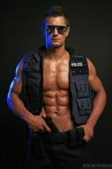 Blake cop