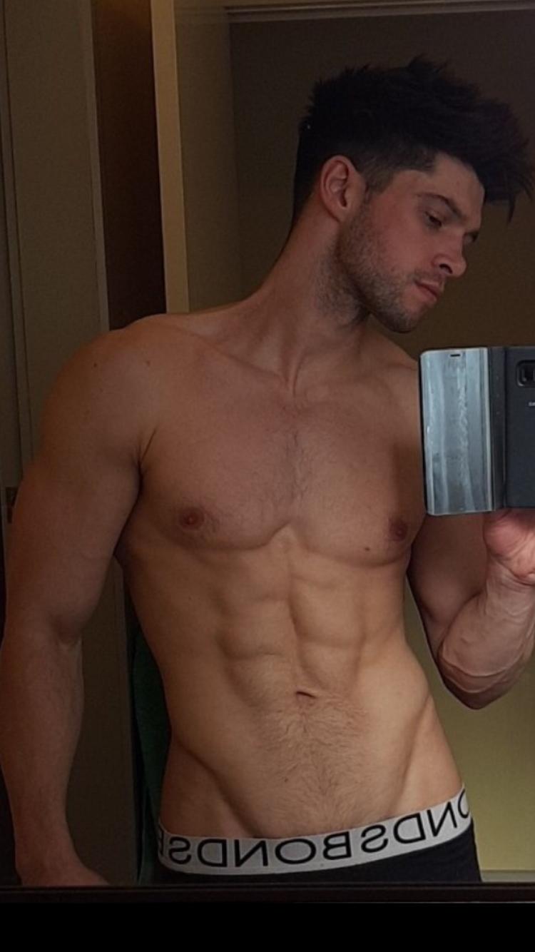 Johny - topless waiter